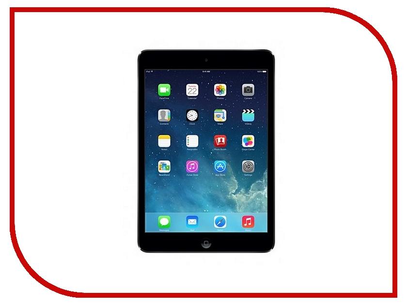 Планшет APPLE iPad mini 2 16Gb Wi-Fi + Cellular Space Grey ME800RU/A