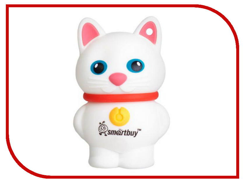 USB Flash Drive 16Gb - Smartbuy Wild Catty SB16GBCatW