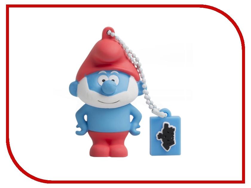USB Flash Drive 8Gb - Tribe Papa Smurf FD002406<br>