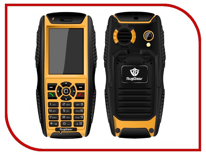 Сотовый телефон RugGear P860 Explorer Yellow-Black защищенный смартфон ruggear rg 500