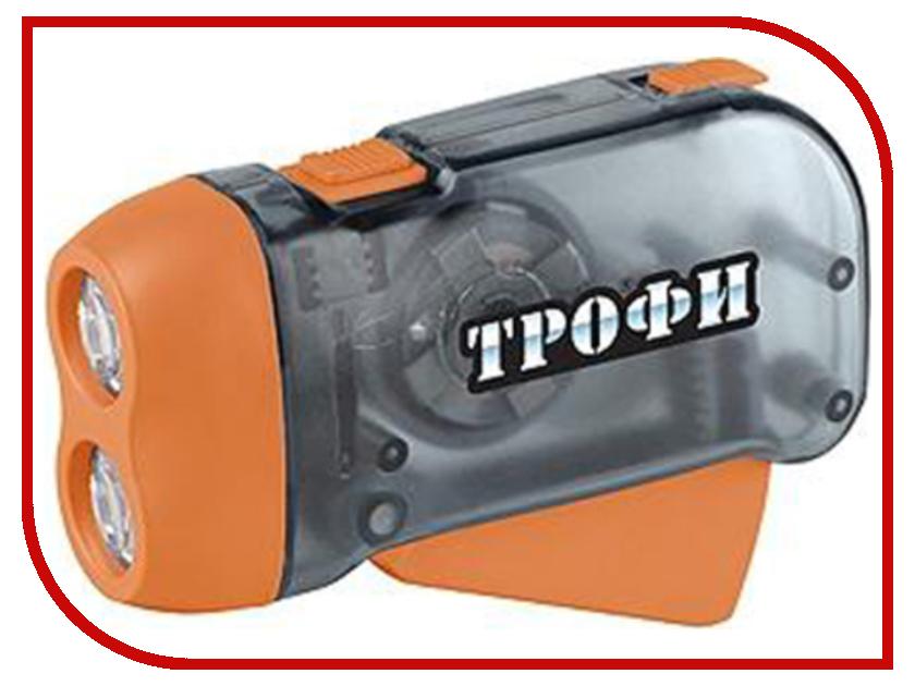Фонарь Трофи Динамо 2xLED TD2