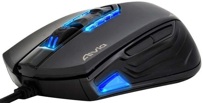 Мышь проводная Gigabyte Laser M-Krypton Gaming Mouse Black