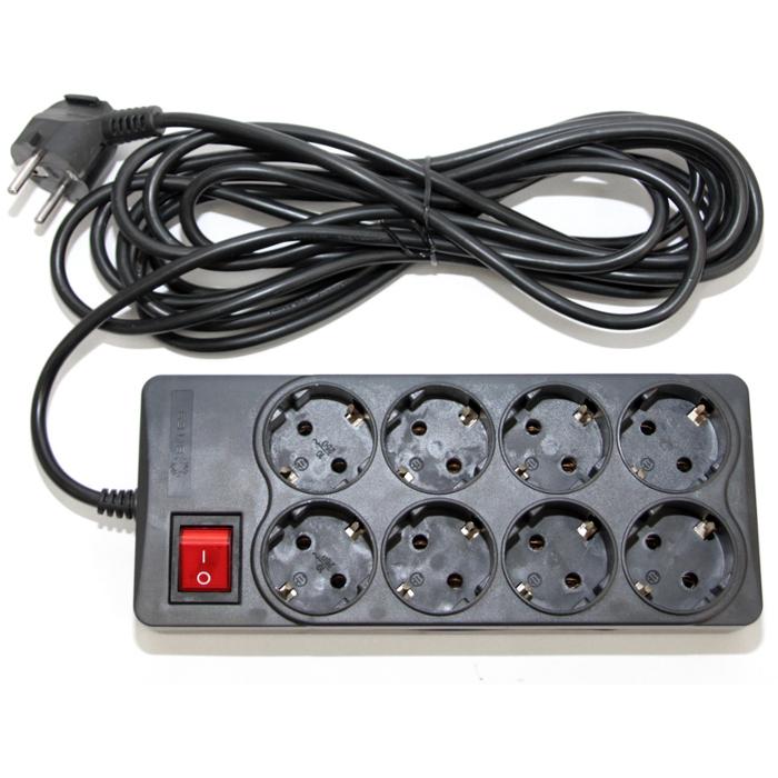 все цены на Сетевой фильтр 5bites 8 Sockets 5m SP8-B-50 онлайн