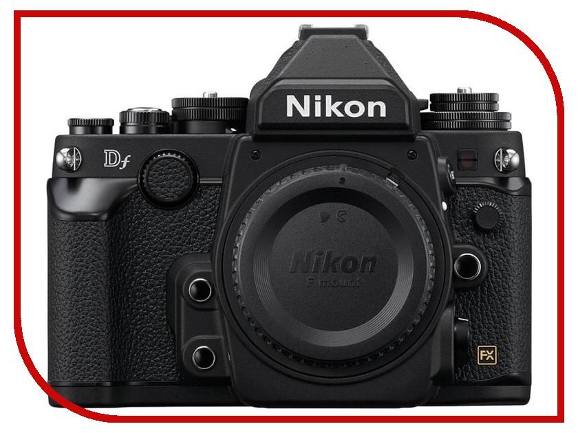 Фотоаппарат Nikon Df Body Black