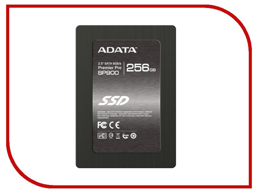 Жесткий диск 256Gb - A-Data Premier Pro SP900 SATA 2.5 ASP900S3-256GM-C