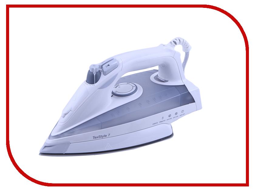 Утюг Braun TexStyle TS515 White-Blue braun multitoast ht400 white тостер