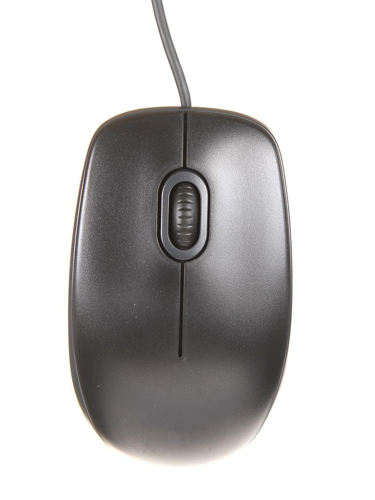 Мышь Logitech B100 USB Black 910-003357