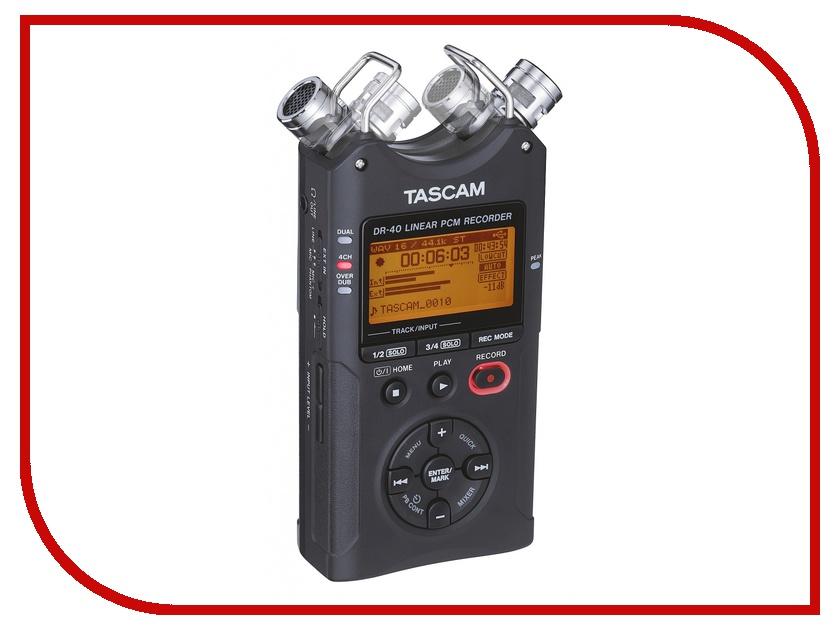 цена на Диктофон Tascam DR-40