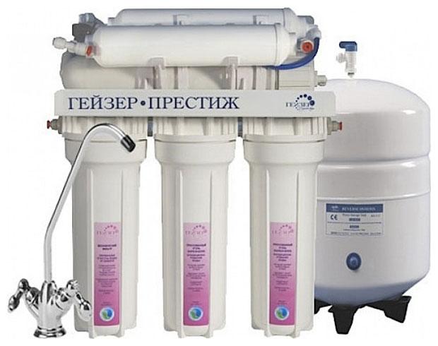 Фильтр для воды Гейзер Престиж-М, бак 12 литров 20007