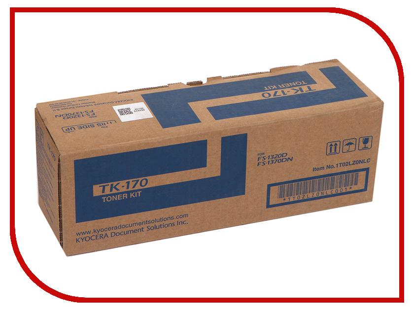 Картридж Kyocera TK-170 для FS-1320D/FS-1320DN/FS-1370DN/P2135D цена и фото