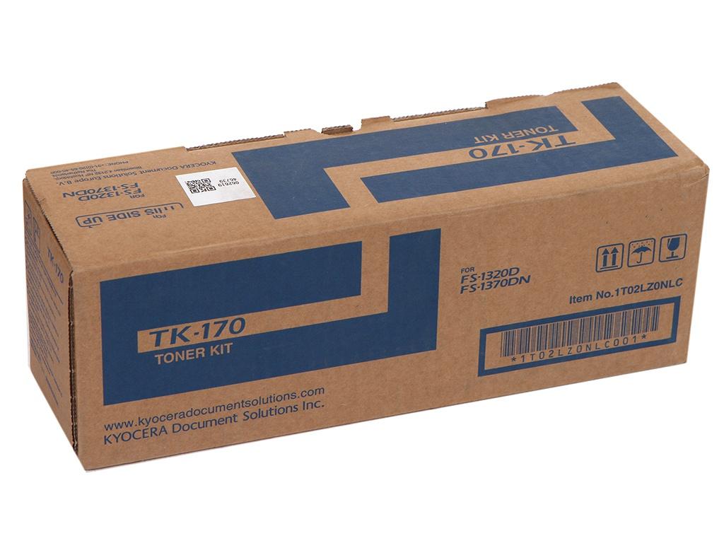 Картридж Kyocera TK-170 для FS-1320D/FS-1320DN/FS-1370DN/P2135D цена