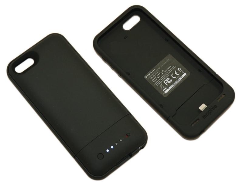 Аккумулятор Palmexx Mophie Air 1600 mAh для iPhone 5 Black PX/IPH 5 EXT BATblack new