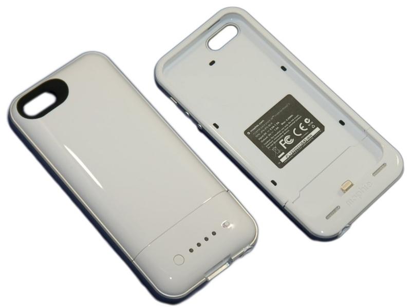 Аккумулятор Palmexx Mophie Air 1600 mAh для iPhone 5 White PX/IPH 5 EXT BATwhite new