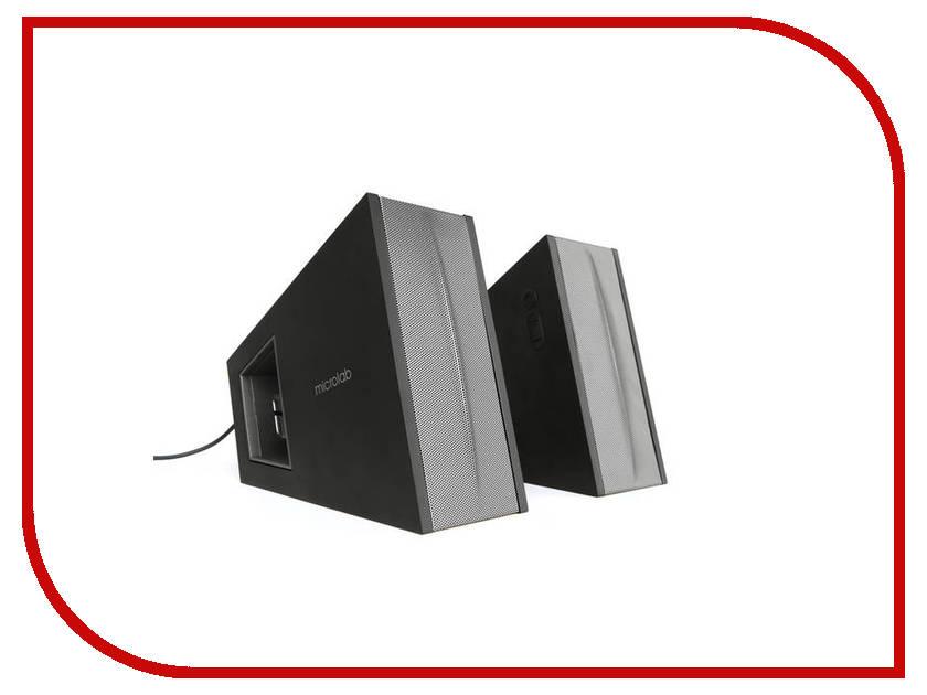 Колонки Microlab FC 10 Black
