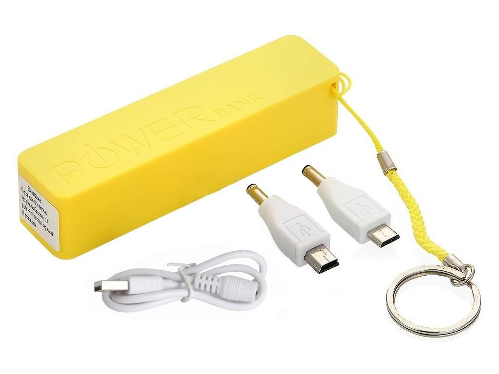 Внешний аккумулятор KS-is Power Bank KS-200 2200mAh Yellow