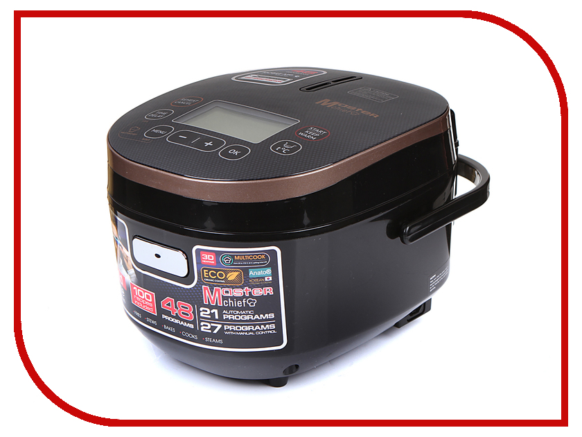 Мультиварка Redmond RMC-250 Black
