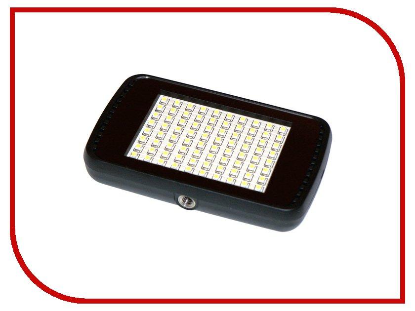 Накамерный свет Fujimi SC-80 480lm - светодиодная лампа<br>