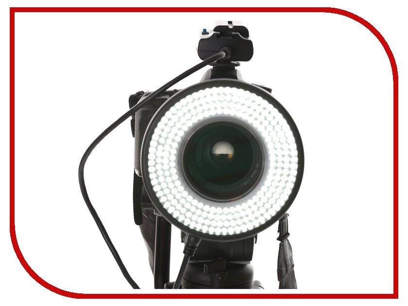 Накамерный свет Fujimi MRC-232 1400lm - кольцевая светодиодная лампа