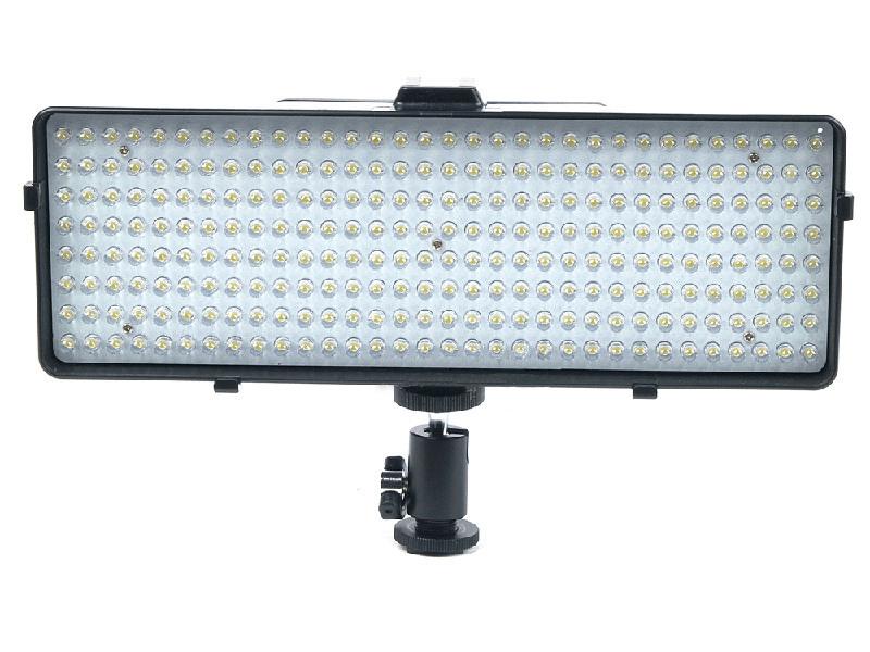 Накамерный свет Fujimi DV-256 1536lm - светодиодная лампа