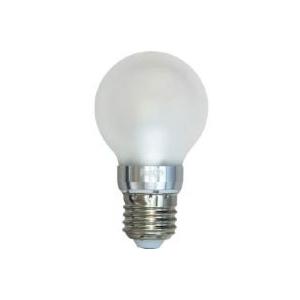 Лампочка GLANZEN LED E27 5W 2700K 220V LEW-0015-27<br>