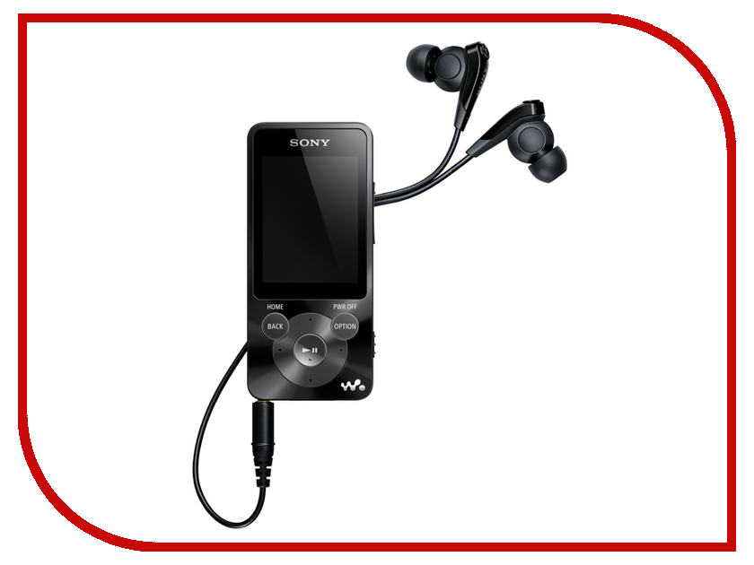 Плеер Sony NWZ-E584 Walkman - 8Gb  цены