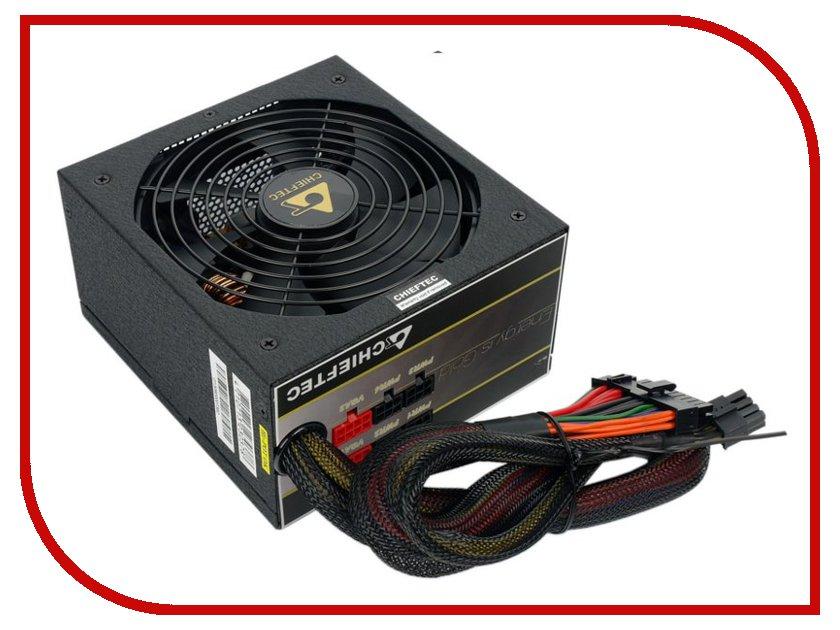 Блок питания Chieftec GPM-750C 750W gdp 750c