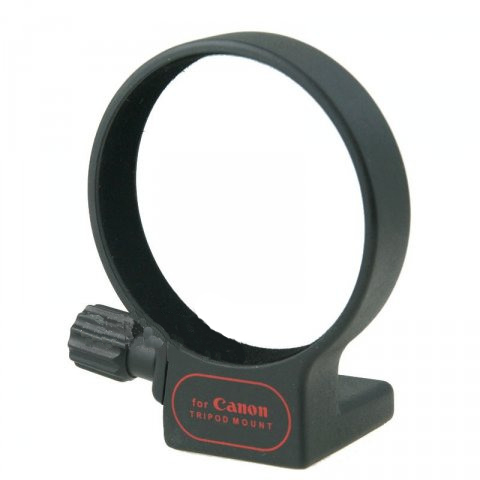 Аксессуар Штативное крепежное кольцо Phottix 72235 for Canon 100 mm F/2.8 IS Black