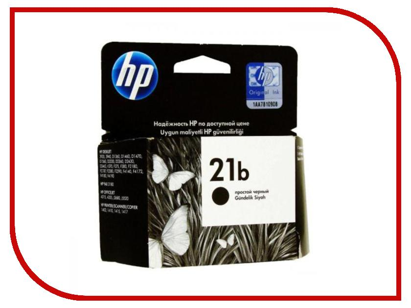 Картридж HP 21b Simple Black C9351BE<br>
