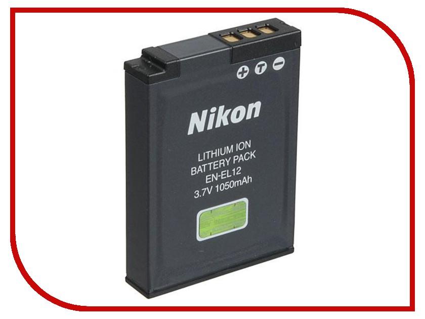 Аккумулятор Nikon EN-EL12a<br>