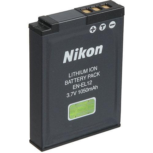 Аккумулятор Nikon EN-EL12a