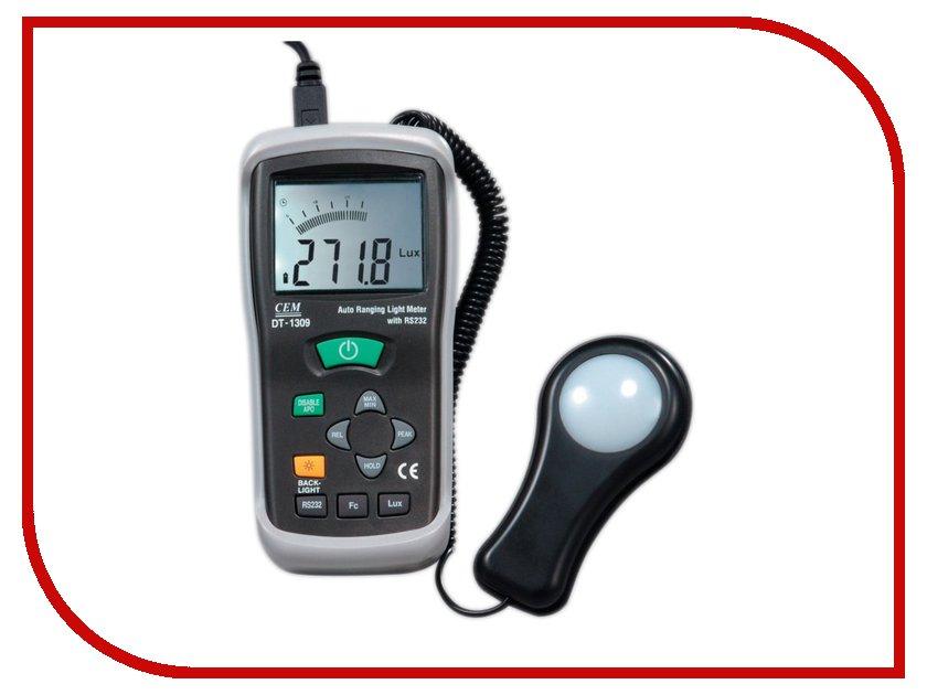 Измеритель освещенности CEM DT-1309