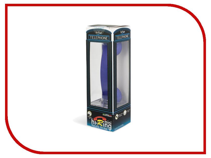 Гарнитура Hi-Fun Hi-Ring mini Purple<br>