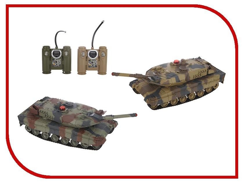 Радиоуправляемая игрушка HuanQi/UniFun Танковый бой 2 танка 558<br>