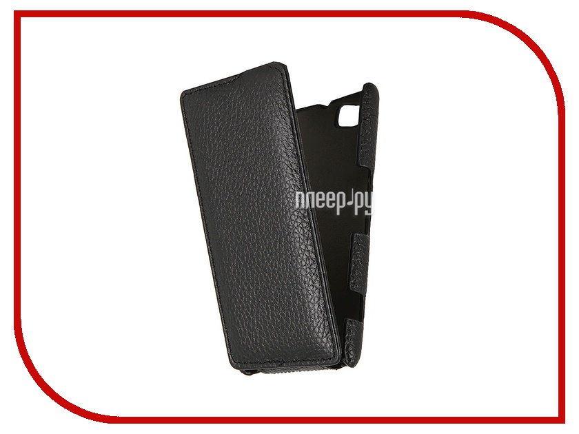 ��������� ����� Sony ST23i Xperia M Clever Case Shell �������� ���� Black