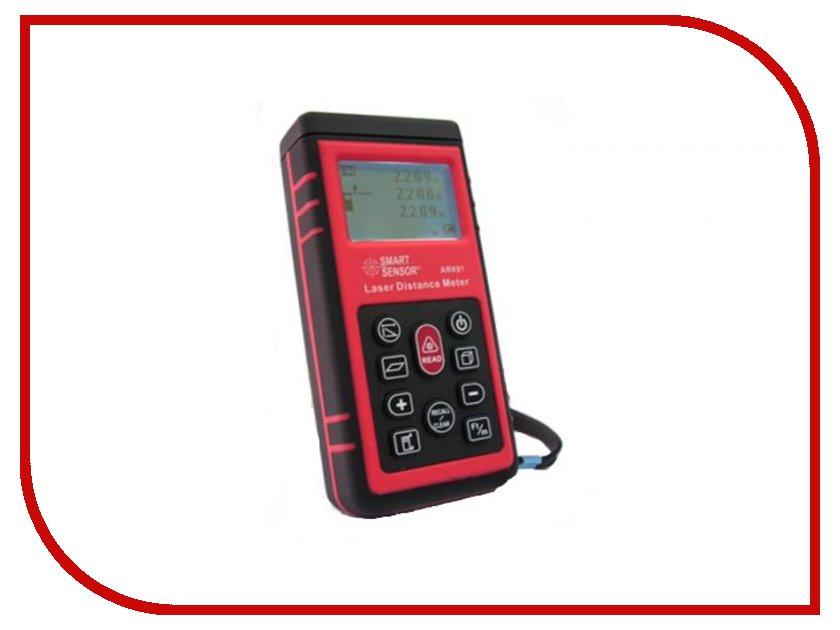 Дальномер Smartsensor AR891 измеритель освещенности smartsensor ar813