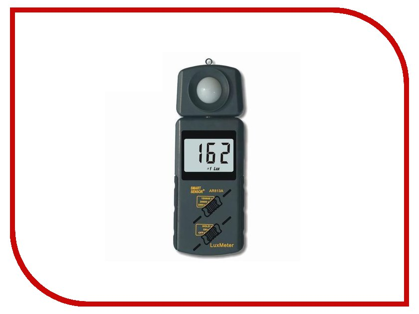 Измеритель освещенности Smartsensor AR813