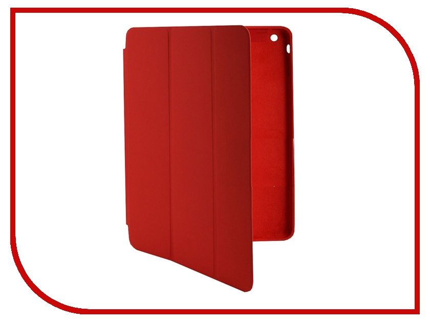 Аксессуар Чехол APPLE iPad Air Smart Case Red MF052ZM/A<br>