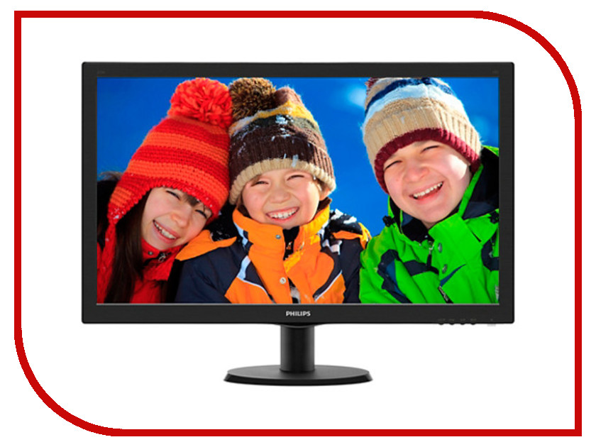 Монитор Philips 273V5LSB/01 монитор philips 224e5qsb 01