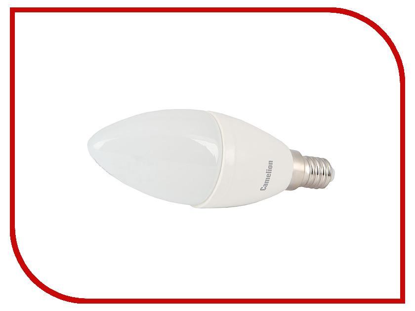 Лампочка Camelion C35 6.5W 220V E14 3000K 560 Lm LED6.5-C35/830/E14<br>