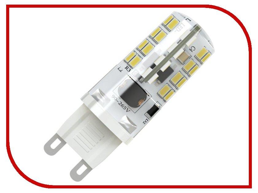 Лампочка X-Flash Finger XF-G9-64-S-3W-4000K-220V 45129 лампочка luna led g9 eco 5w 4000k 220v 60251