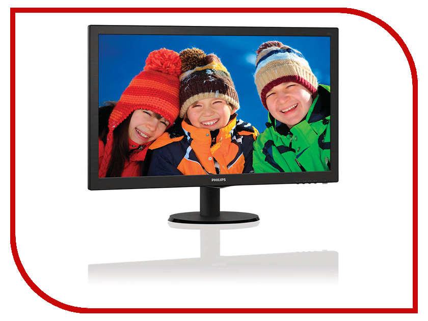 Купить Монитор Philips 273V5LHAB / 00/01 Black
