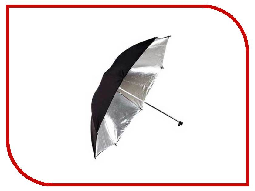 Зонт Phottix Reflective Studio Umbrella 152cm Silver/Black 85335<br>