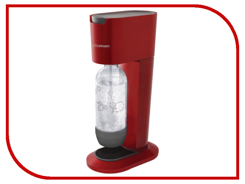 цены Сифон SodaStream Genesis Red/Silver