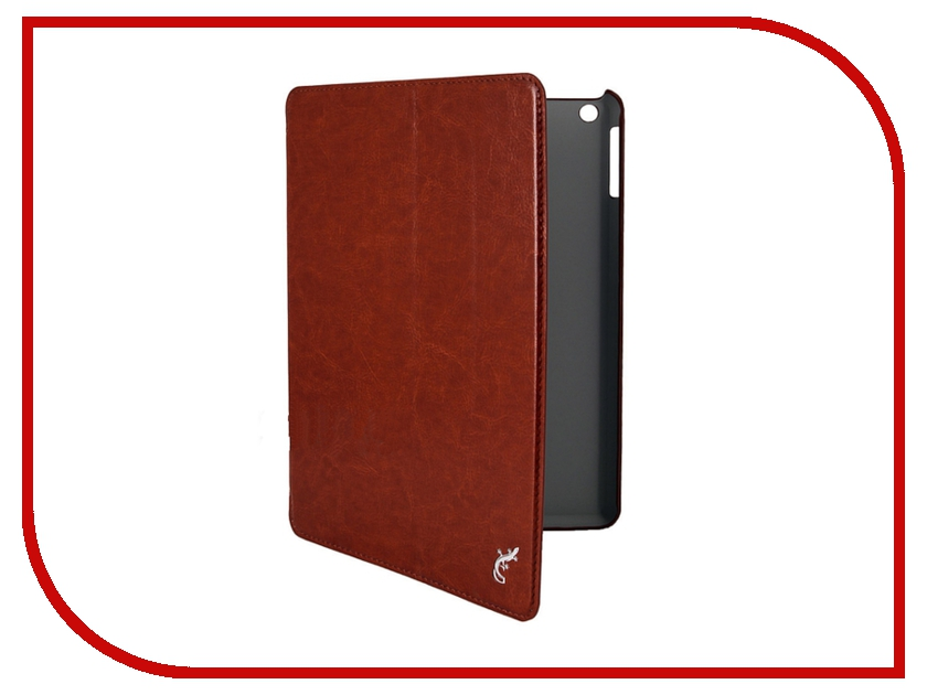Аксессуар Чехол APPLE iPad Air G-Case Slim Premium Brown GG-202<br>