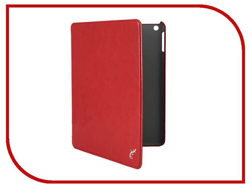 Аксессуар Чехол APPLE iPad Air G-Case Slim Premium Red GG-203