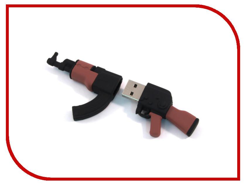 USB Flash Drive 8Gb - Союзмультфлэш АК-74 FM8WR3.28<br>