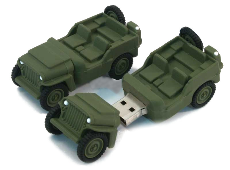 USB Flash Drive 8Gb - Союзмультфлэш Willys FM8WR3.20