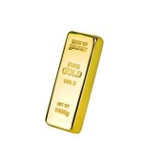 USB Flash Drive 8Gb - Союзмультфлэш Слиток золота большой FM8A2.22.GLD