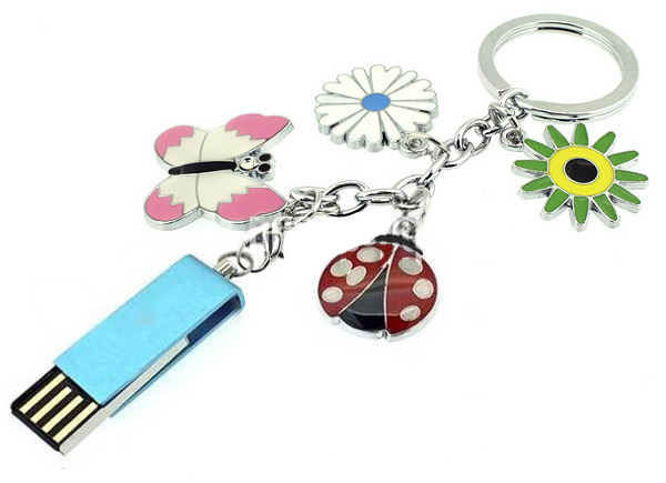 USB Flash Drive 8Gb - Союзмультфлэш Подвески Turquoise FM8SW2.12.TQ<br>
