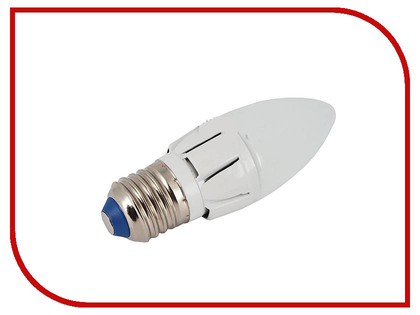 Лампочка Uniel Palazzo LED-C37-6W/NW/E27/FR ALP01WH 560 Lm (белый, 4500K)<br>